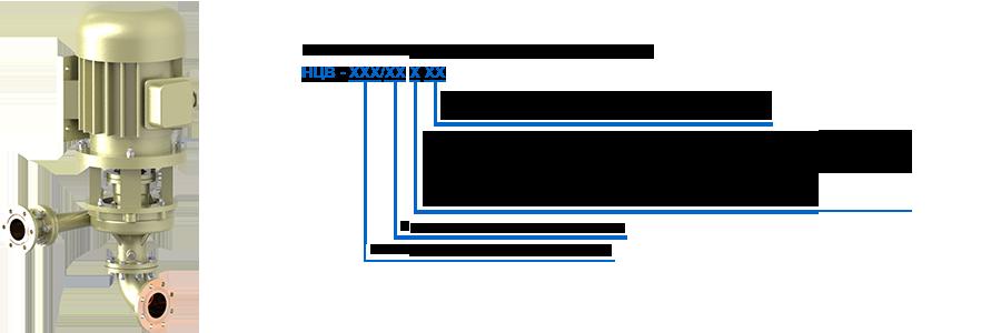 Насосы центробежные вертикальные - НЦВ